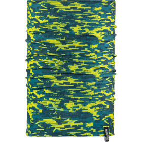 Regatta Print Multitube - Foulard Enfant - jaune/bleu